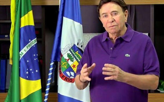 """BLOG ÁLVARO NEVES """"O ETERNO APRENDIZ"""" : COM A PALAVRA O PREFEITO ALAIR CORRÊA: """"SE O SALÁR..."""