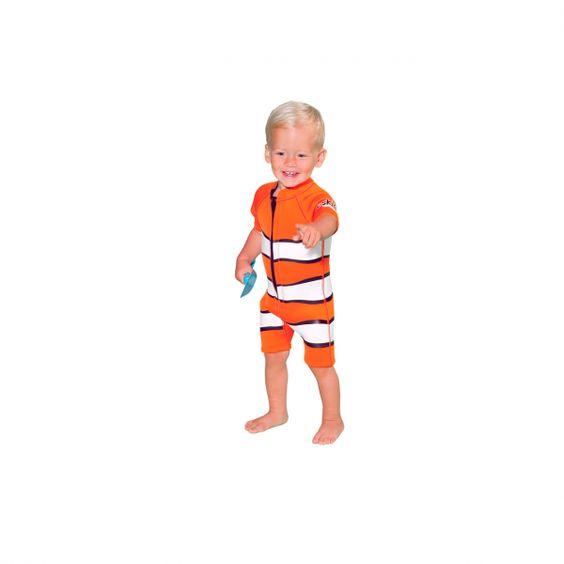 C-Skins Wetsuits Jong geleerd…  C-Skins baby baby wetsuits, ideaal om je warm te houden en het geeft gelijk bescherming tegen de zon. Gemaakt voor de eerste surf sessie, lekker klimmen en klauteren, op het strand vertoeven, zwemmen en nog veel meer.