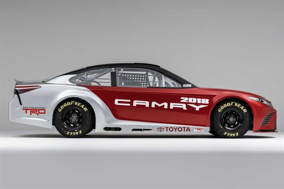 Toyota S Nascar Camry Quite Possibly Wants To Eat You