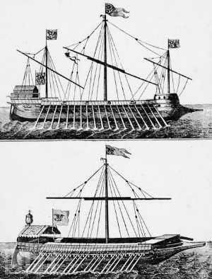 Batalha de Lepanto 07-10-1571