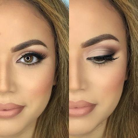 Natural Makeup Looks. Simple, Everyday, Easy Look and Ideas For Brown Eyes, Tutorial For Teens, African American Women, For Blondes, For Black Women and For Teens. Products and DIY Step By Step Tutorials for Blue Eyes, Brown Eyes, For Brunettes, For Blondes, For Redheads, For Prom. #makeupideaseasy #makeuptutorialforblondes #NaturalWeddingMakeup