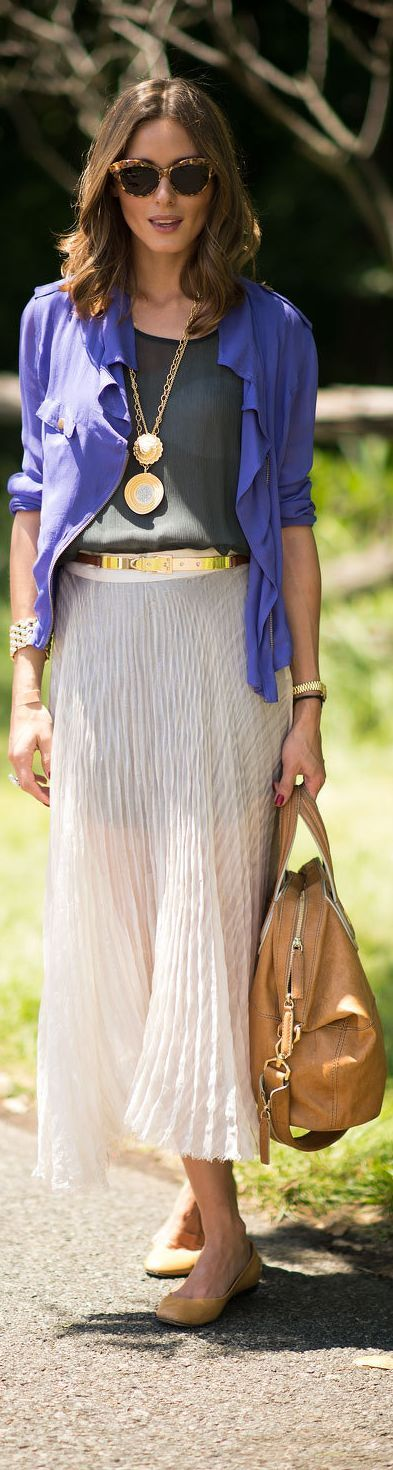 Shirt and skirt – Topshop, Jewelry – Carrera y Carrera Purse – Givenchy, Shoes - Andrea Carrano