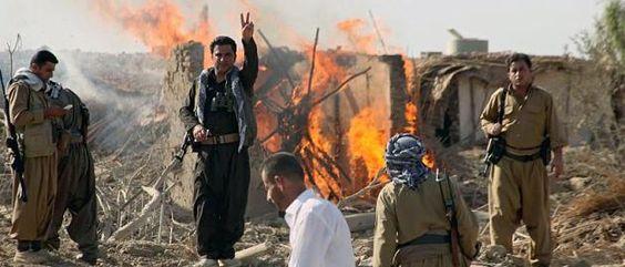 +++ ISIS-Terror im News-Ticker +++: 7500 Kämpfer beteiligt: Kurdische Einheiten starten Großoffensive gegen IS
