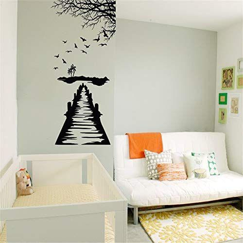 Stickers Muraux Salle De Bain Zen Landscapecenes Nature Pour Salon Chambre Decoration Zen Stickers Muraux Salle De Bain Zen