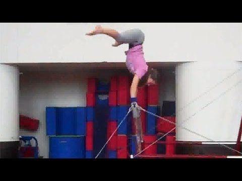 rachel gymnastics skills