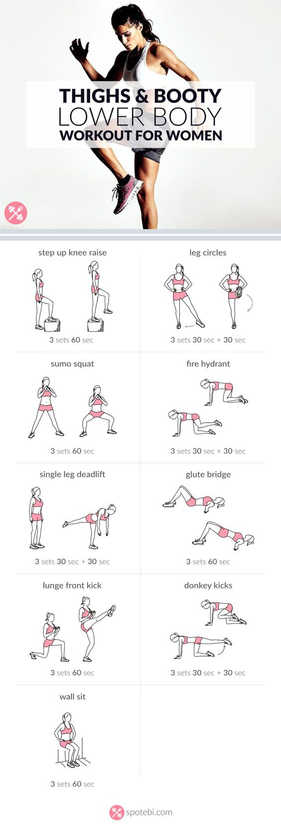 Quad, Lower body workouts and Discount codes on Pinterest