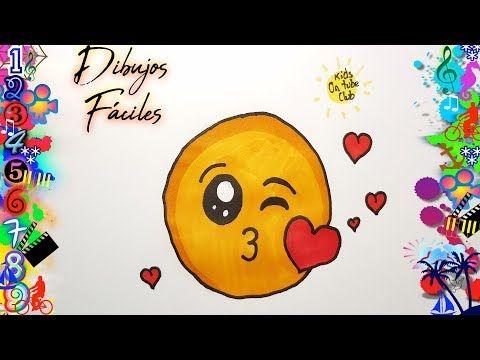 Dibujos Faciles Para Niños Emojis Dibujo Facil Dibujos Dibujos Faciles Para Niños Dibujos Fáciles Emoji Dibujos