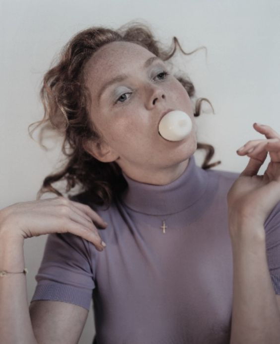 lily cole by tyrone lebon for pop