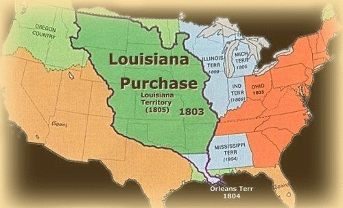 Louisiana Purchase of 1803 is known as the realastate deal of the