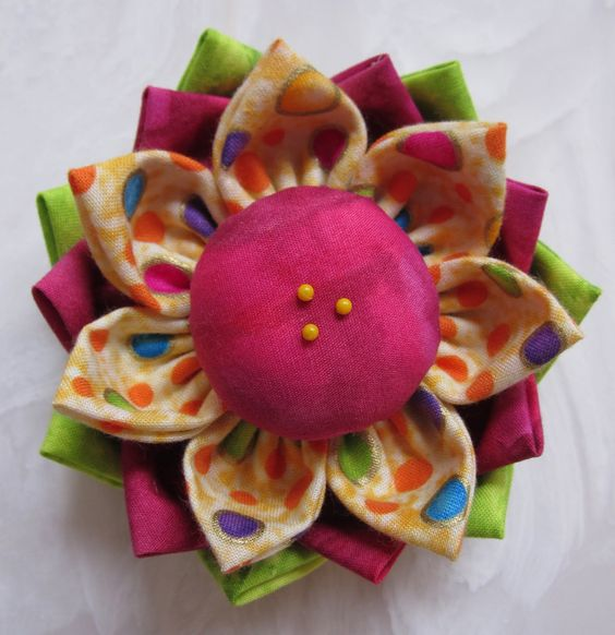 Pin Cushion: