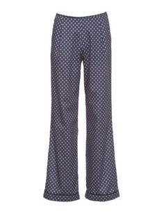 Schnittmuster: Hose - Pyjamastil - Weitere Hosen - Hosen - Damen - burda style