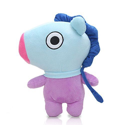 BTS Plush Toy Baby Doll Pillow Soft Animal Stuffed Plush Doll 8 inch Love