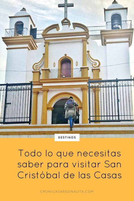 Qué lugares ver, qué hacer y que comer en San Cristóbal de las Casas; el pueblo más mágico de México.
