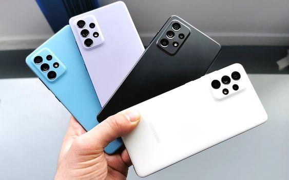 مراجعة مميزات وسلبيات ومواصفات هاتف samsung a52 وكم سعر Galaxy A52