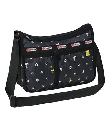 Image result for lesportsac snoopy daisy