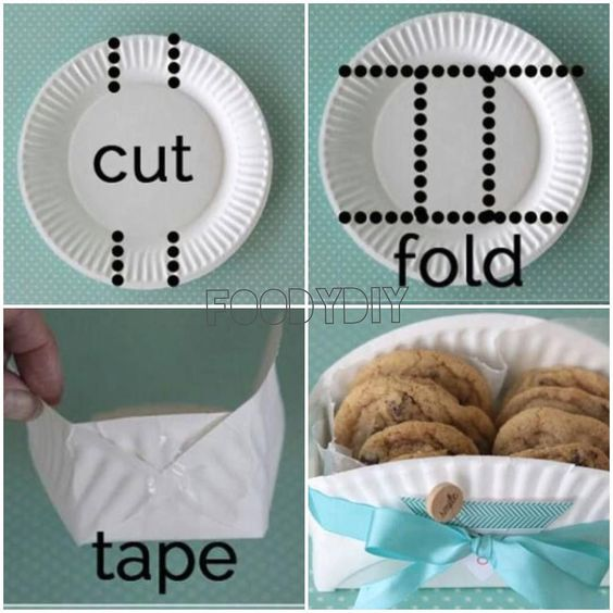 «Super easy, fuss-free DIY snack box! Too cute! Source: @makinglemonade ❤️TAG someone who would love this!»