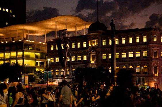 Centro da cidade-RJ
