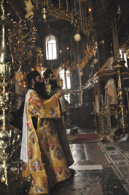 Γιατί θυμιατίζουμε στην Ορθόδοξη Εκκλησία;: