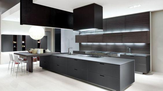 dade design Dade Design Beton Küche BETON Pinterest - griffe für küche