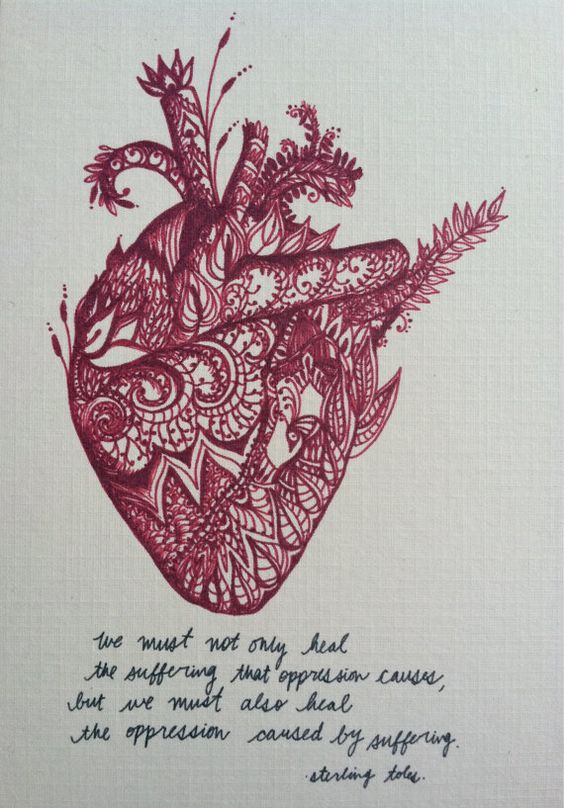 Pinterest the world s catalog of ideas for Heart henna tattoo