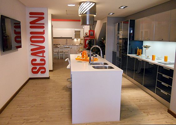 Cucine Scavolini cucine scavolini merate : The brand new Scavolini Store Casablanca is be inaugurated on ...