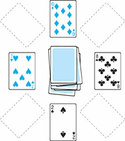 How to play Kings In the Corner card game. Hilarious that we never did the betting part growing up - we were such Baptists.