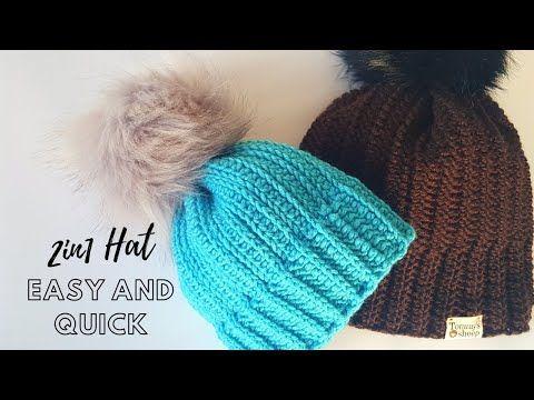 Simple Crochet Hat Tutorial Beginner Friendly 2in1 Hat Pattern Youtube Crochet Hat Tutorial Hat Tutorial Hat Pattern