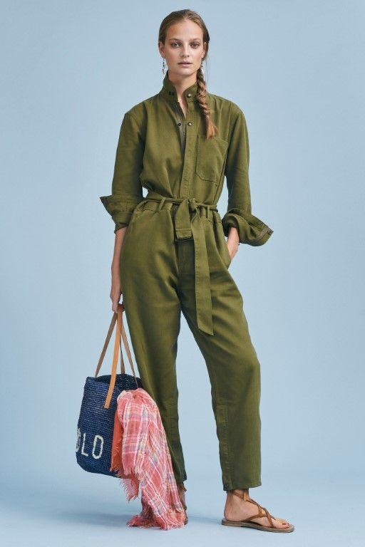 Polo Ralph Lauren Spring Summer 2019 Ready-to-Wear Collection – Paris