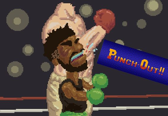 Watch Me Dance - Punch Out (NES)