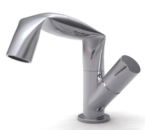 Bathroom Chrome Faucet Fold by Ceramica Flaminia: