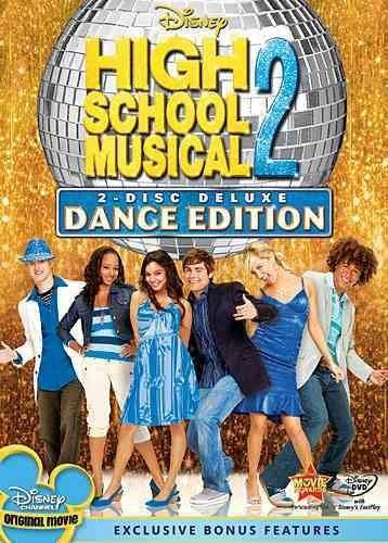 Disney Channel High School Musical 2: Deluxe Dance Edition