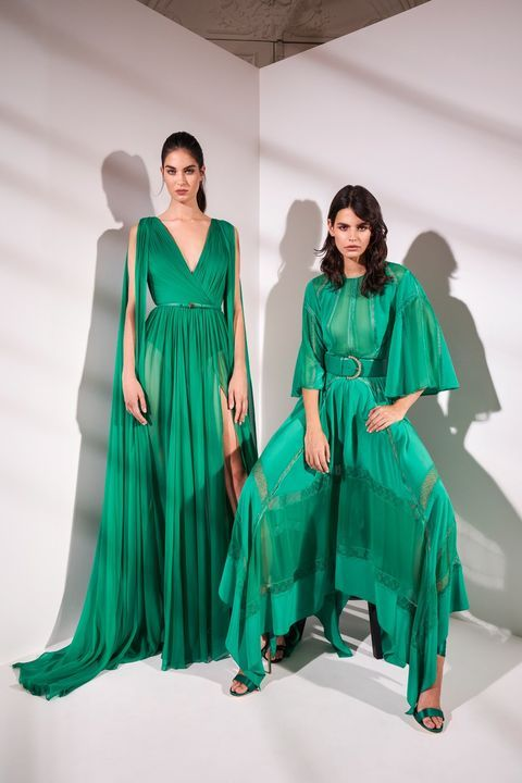 Vestidos 2021 Primavera