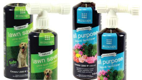 Natural Liquid Fertilizer Ecoscraps Products Pinterest
