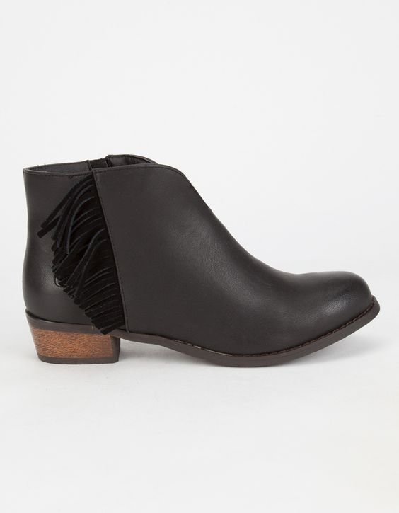 DIRTY LAUNDRY Chitchat Womens Boots