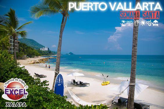 Escápate a Puerto Vallarta estas vacaciones de Semana Santa! Reserva tu lugar y págalo poco a poco!