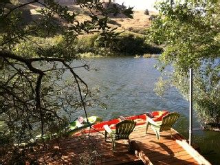 Riverside+Retreat+-+River+Views,+Hot+Tub,+Wood+Stove+&+More!Vacation Rental in Russian River from @HomeAway! #vacation #rental #travel #homeaway