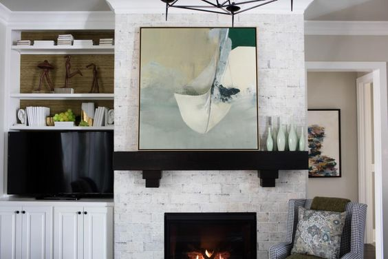 Surprisingly Cute Fireplace Home Decor