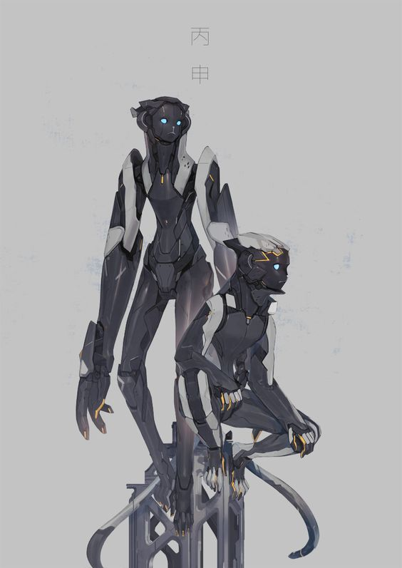 Watcher mechs                                                       …