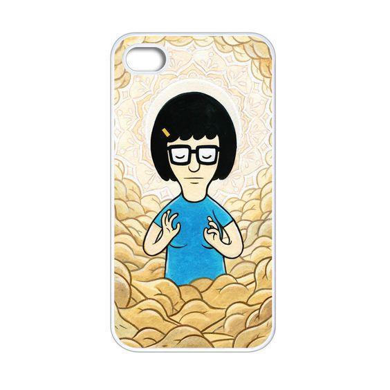 Tina Belcher iPhone 4[S] Case