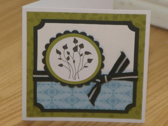 Silhouettes in the Breeze by mayodino - Cards and Paper Crafts at Splitcoaststampers