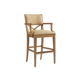 Oyster Bay Calerton Extendable Dining Table Bar Stools