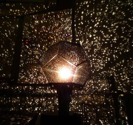 Lâmpada das Estrelas