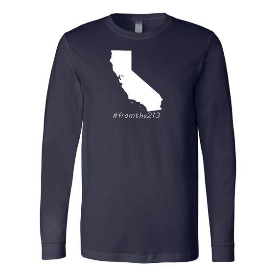 California FromThe213 Long Sleeve Tee