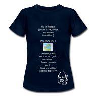 Tee shirts ~ Tee shirt Femme ~ Numéro de l'article 102436956