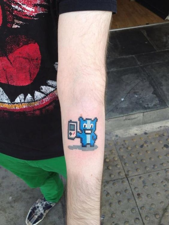 Tattos Nerd – Geek | Nerd Da Hora