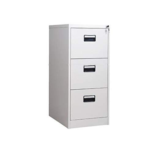 File Cabinet Large Capacity Push Pull Drawer Mobile Iron File Cabinet With Anti Theft Lock Fully Assembled Locki Filing Cabinet Stationery Essentials Chic Shop