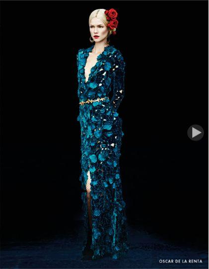 The Art of Fashion - Oscar de la Renta