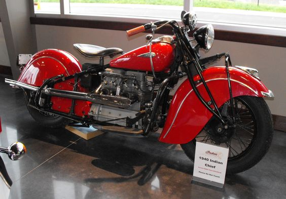 indian motorcycles | Virtuous Woman: Vintage Indian Motorcycles
