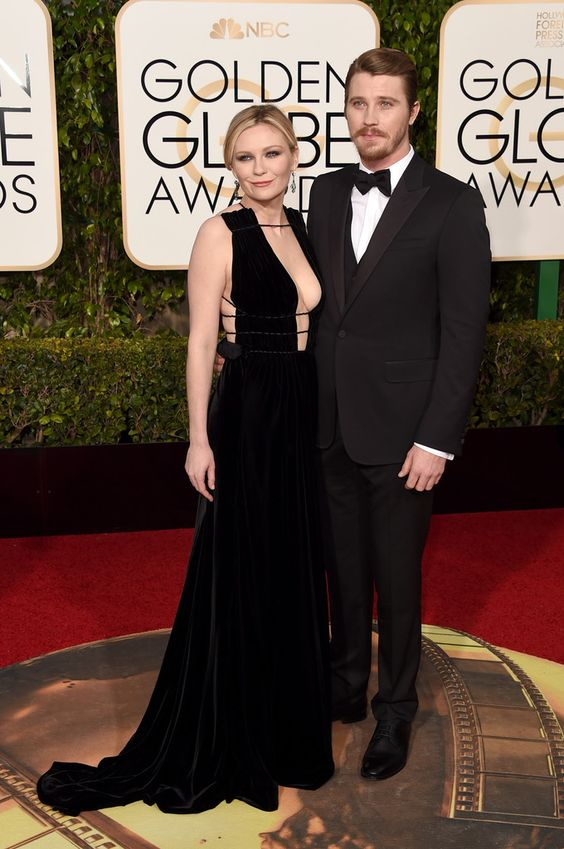 The Golden Globes Best Dressed Couples - Fashionably Fly