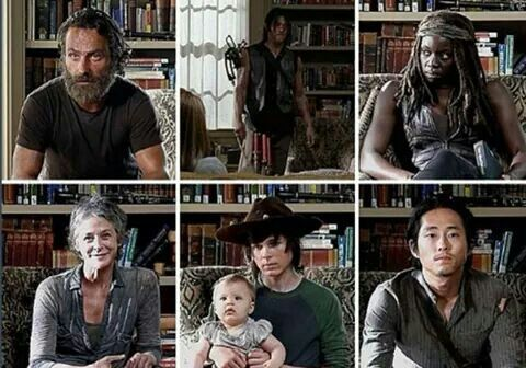 carl and rick relationship poems